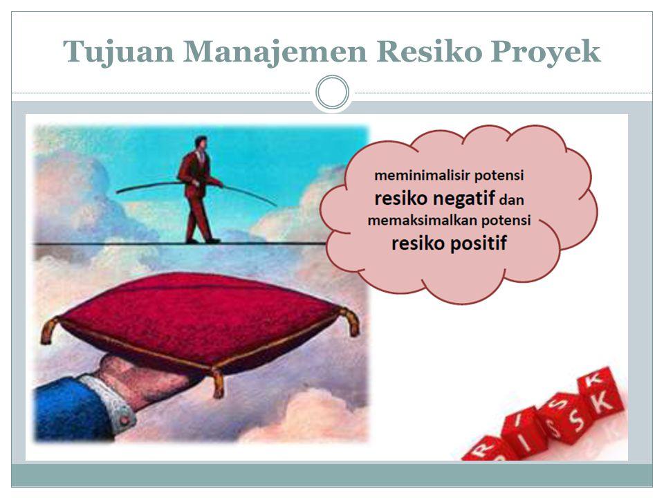 Tujuan Manajemen Resiko Proyek
