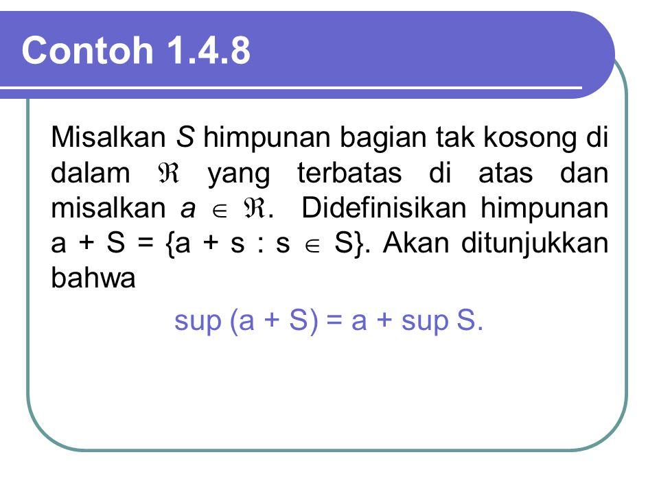 Contoh 1.4.8