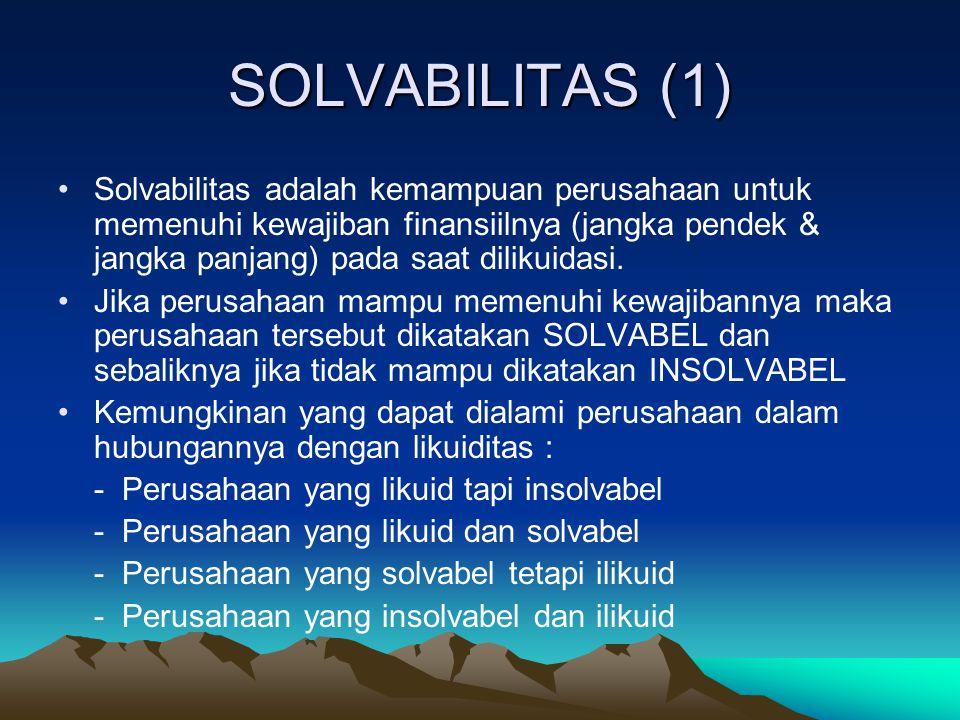 SOLVABILITAS (1)