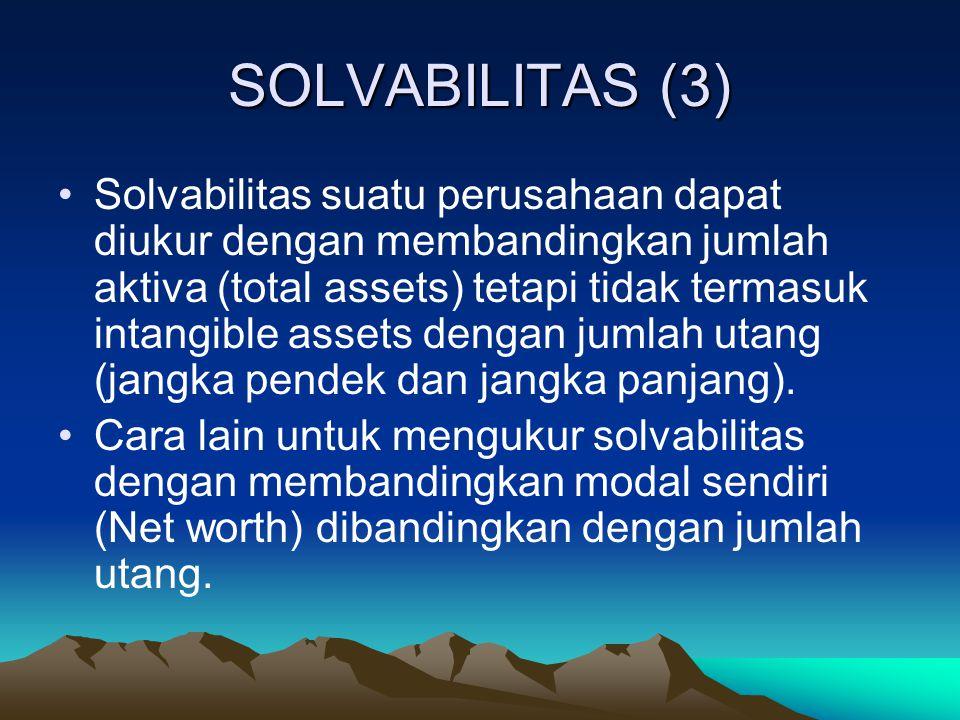 SOLVABILITAS (3)