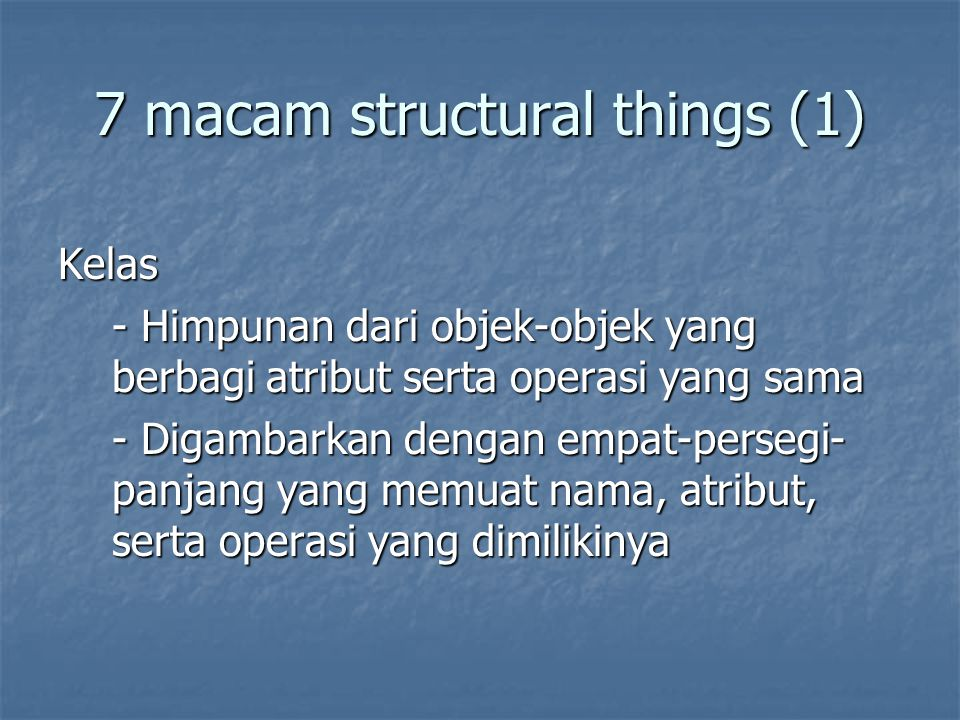 7 macam structural things (1)