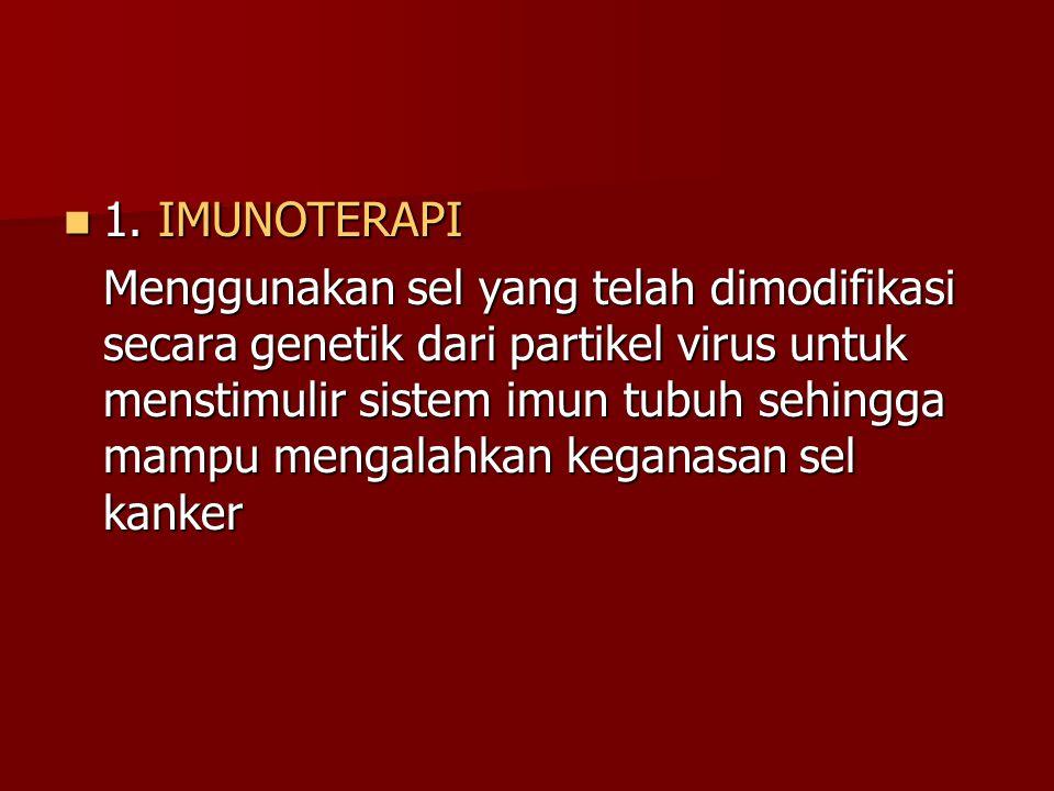 1. IMUNOTERAPI