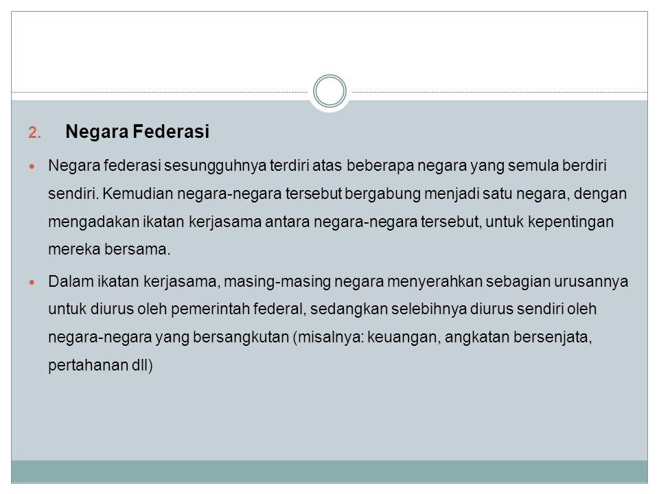 Negara Federasi