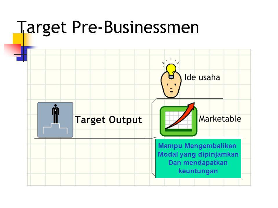 Target Pre-Businessmen