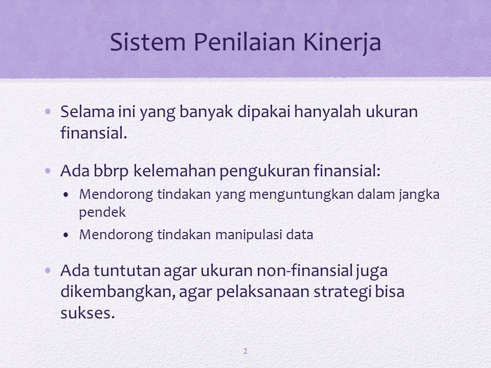 Sistem Penilaian Kinerja