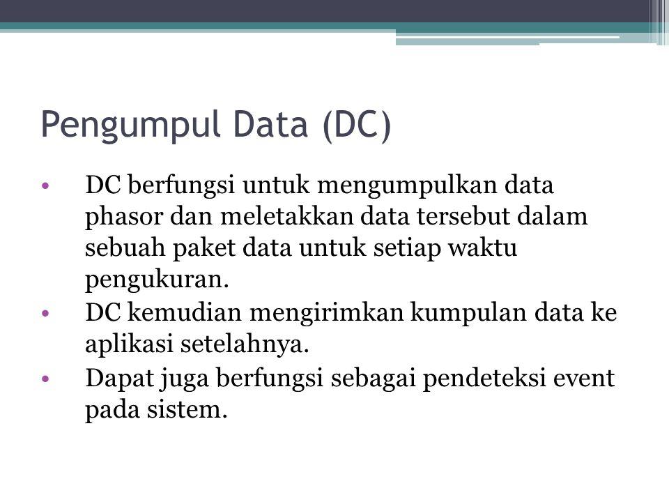Pengumpul Data (DC)