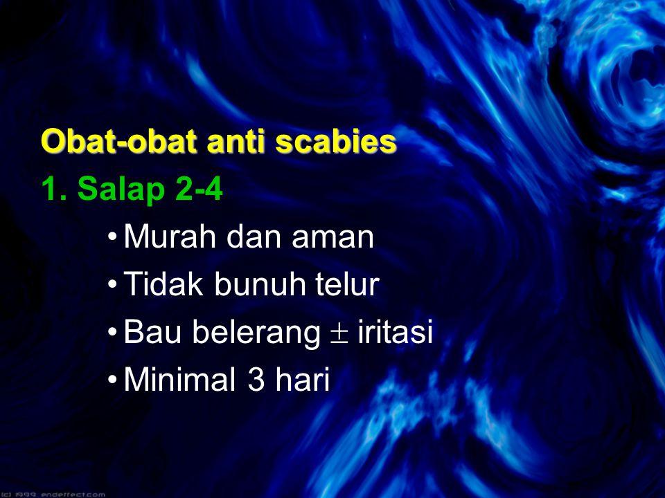 Obat-obat anti scabies