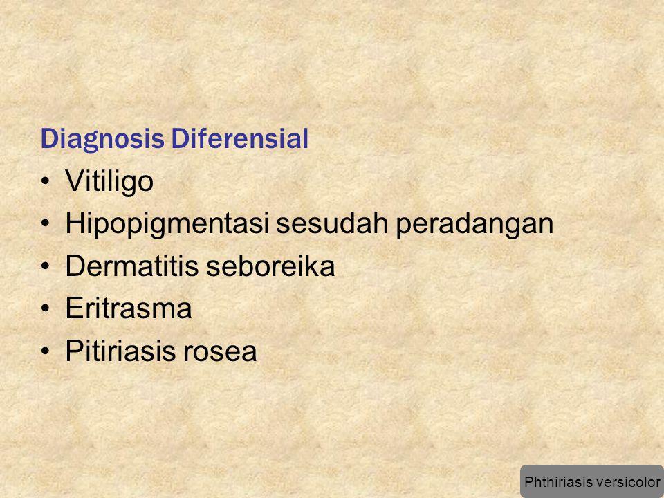 Phthiriasis versicolor