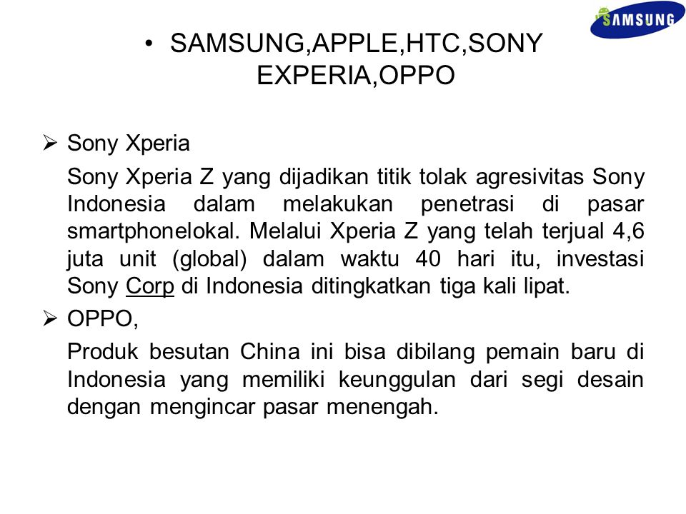 SAMSUNG,APPLE,HTC,SONY EXPERIA,OPPO