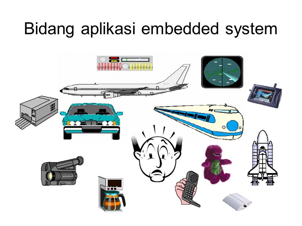 Bidang aplikasi embedded system