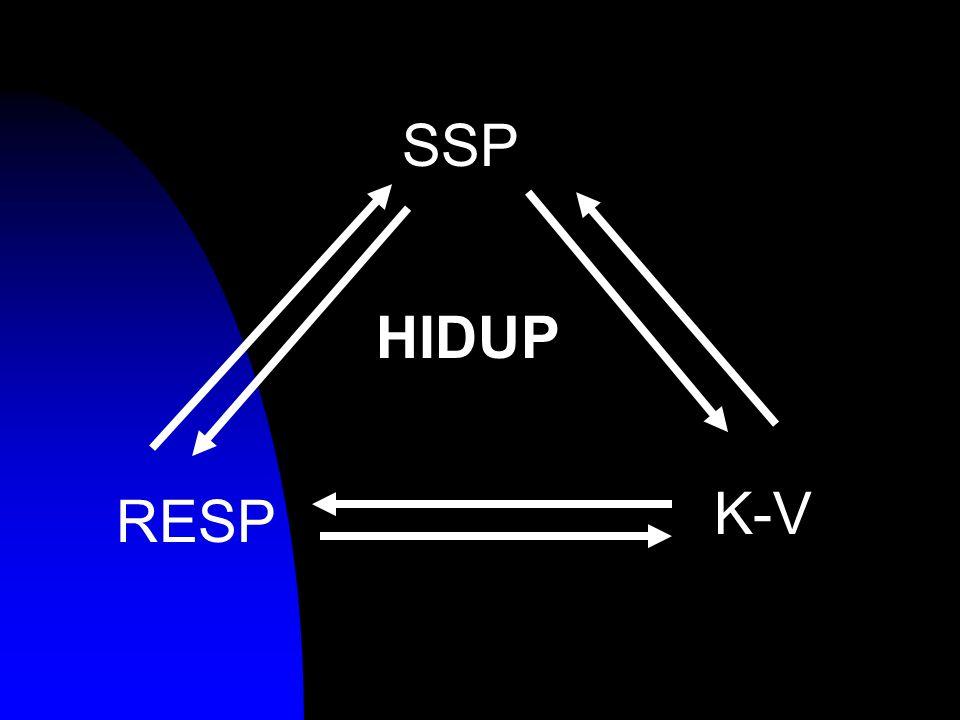 SSP HIDUP K-V RESP
