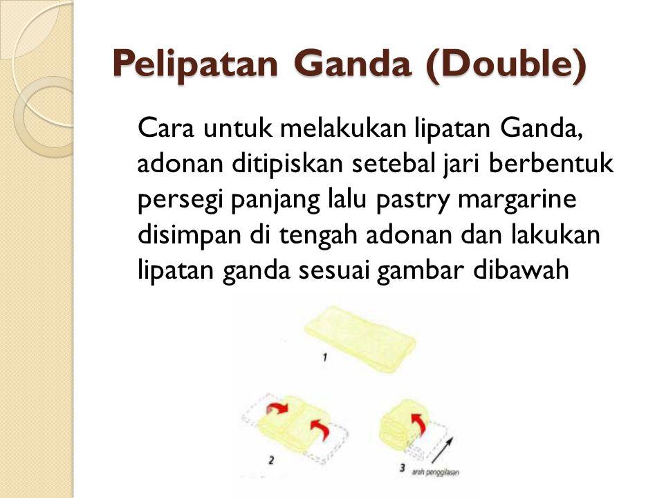 Pelipatan Ganda (Double)