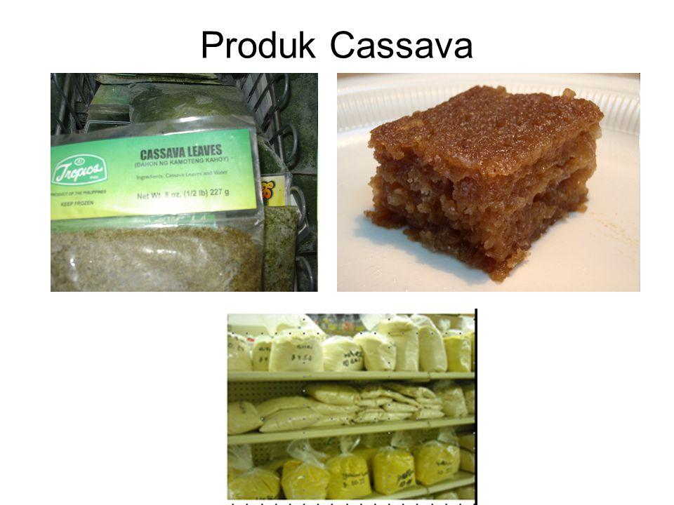 Produk Cassava