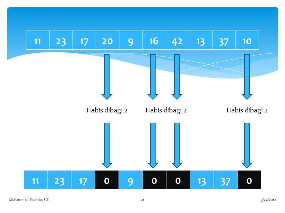 11 23. 17. 20. 9. 16. 42. 13. 37. 10. Habis dibagi 2. Habis dibagi 2. Habis dibagi 2. 11.