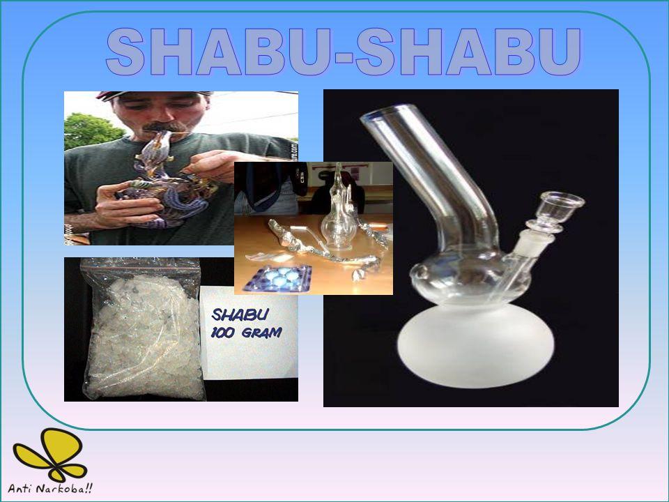 SHABU-SHABU BADAN NARKOTIKA NASIONAL PROVINSI LAMPUNG