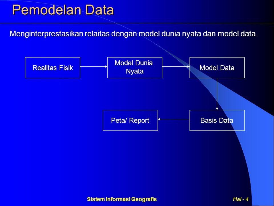 Sistem Informasi Geografis Hal - 4