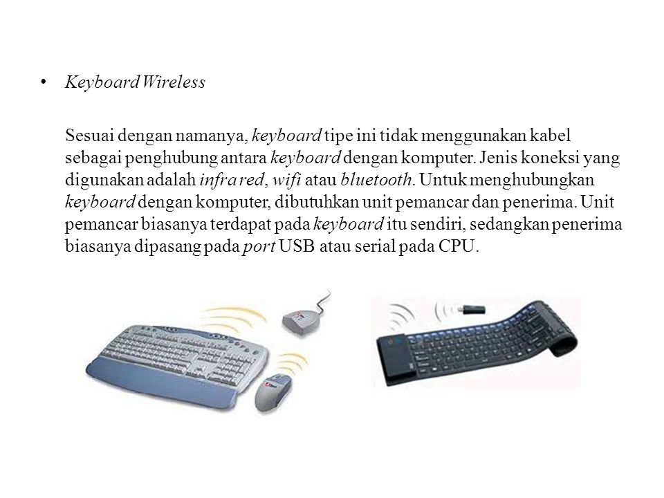 Keyboard Wireless