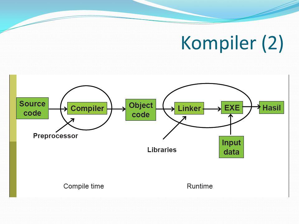Kompiler (2)