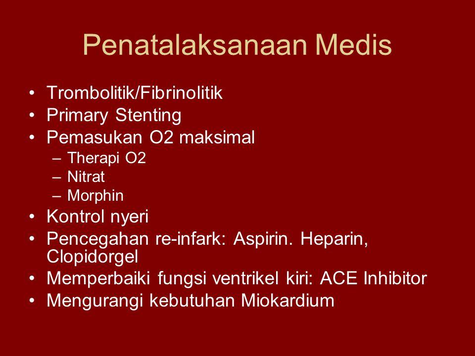 Penatalaksanaan Medis