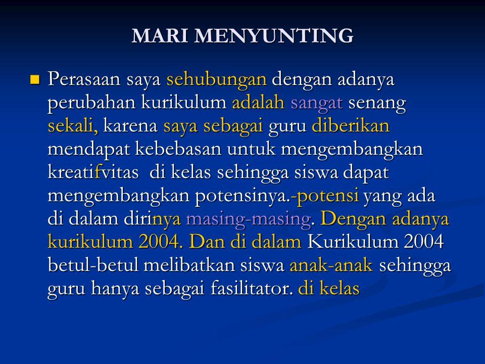 MARI MENYUNTING