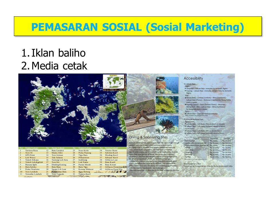 PEMASARAN SOSIAL (Sosial Marketing)