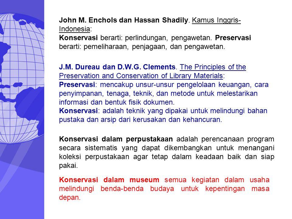 John M. Enchols dan Hassan Shadily. Kamus Inggris-Indonesia: