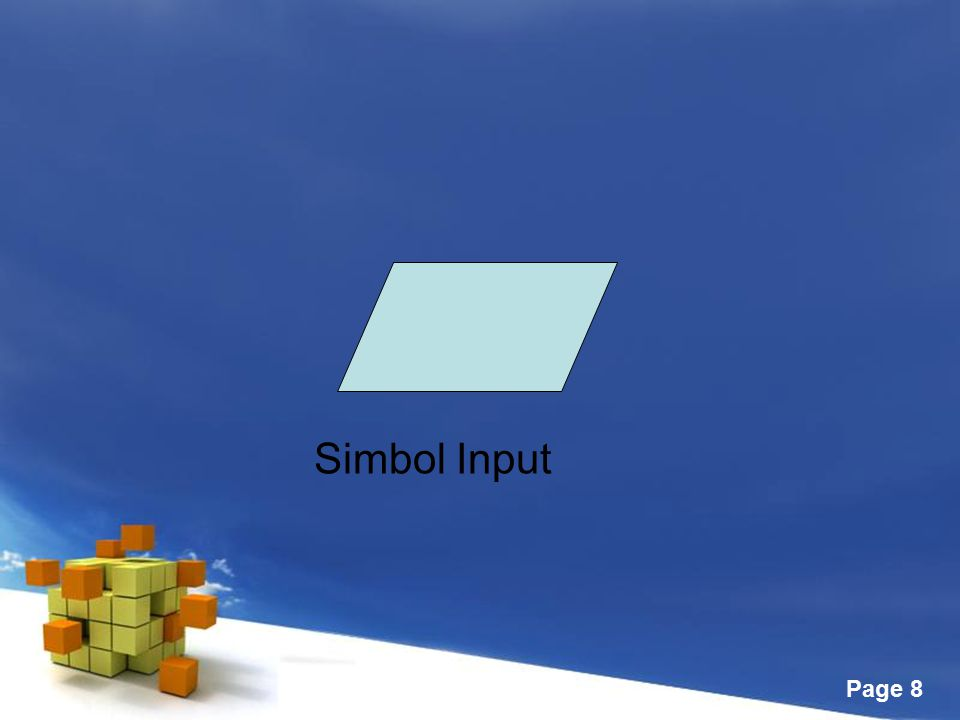 Simbol Input