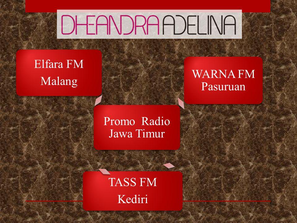 Promo Radio Jawa Timur WARNA FM Pasuruan TASS FM Kediri Malang Elfara FM