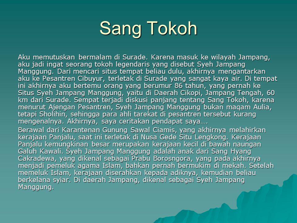 Sang Tokoh