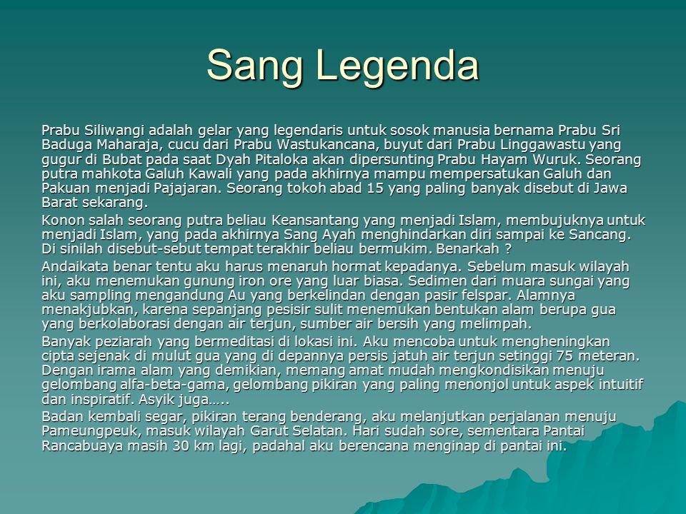 Sang Legenda