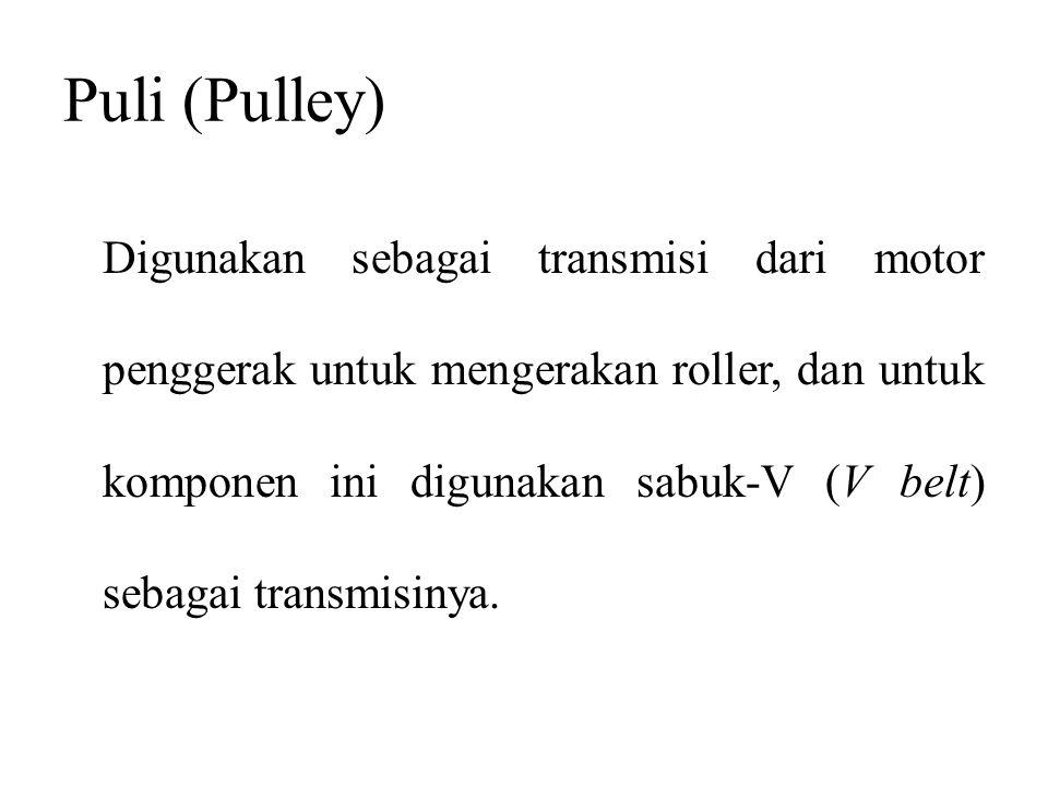 Puli (Pulley)
