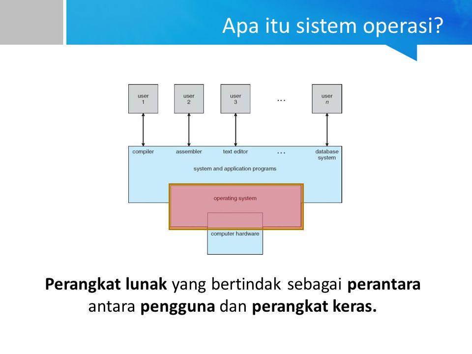 Apa itu sistem operasi.