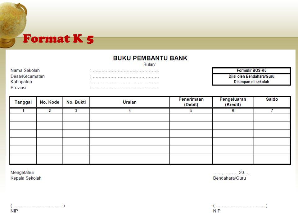 Format K 5