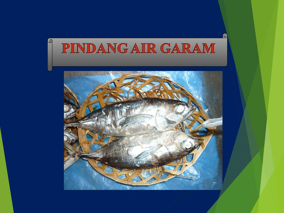 PINDANG AIR GARAM