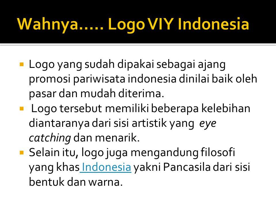 Wahnya..... Logo VIY Indonesia