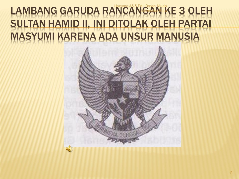 Haryono.AS,S.Pd - Dosen Muda Universitas Riau
