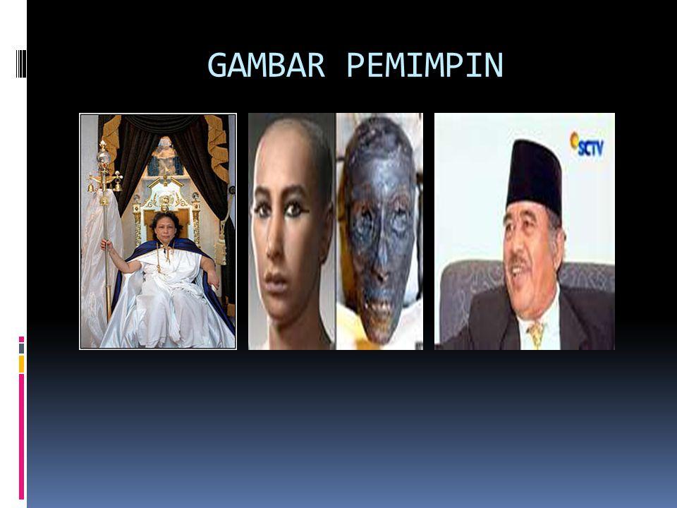 GAMBAR PEMIMPIN