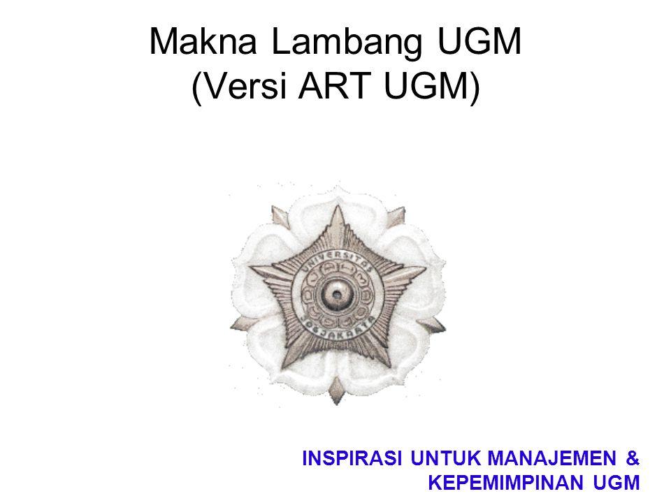Makna Lambang UGM (Versi ART UGM)