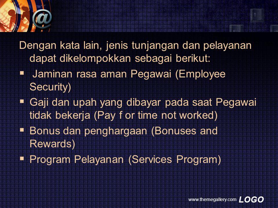Jaminan rasa aman Pegawai (Employee Security)
