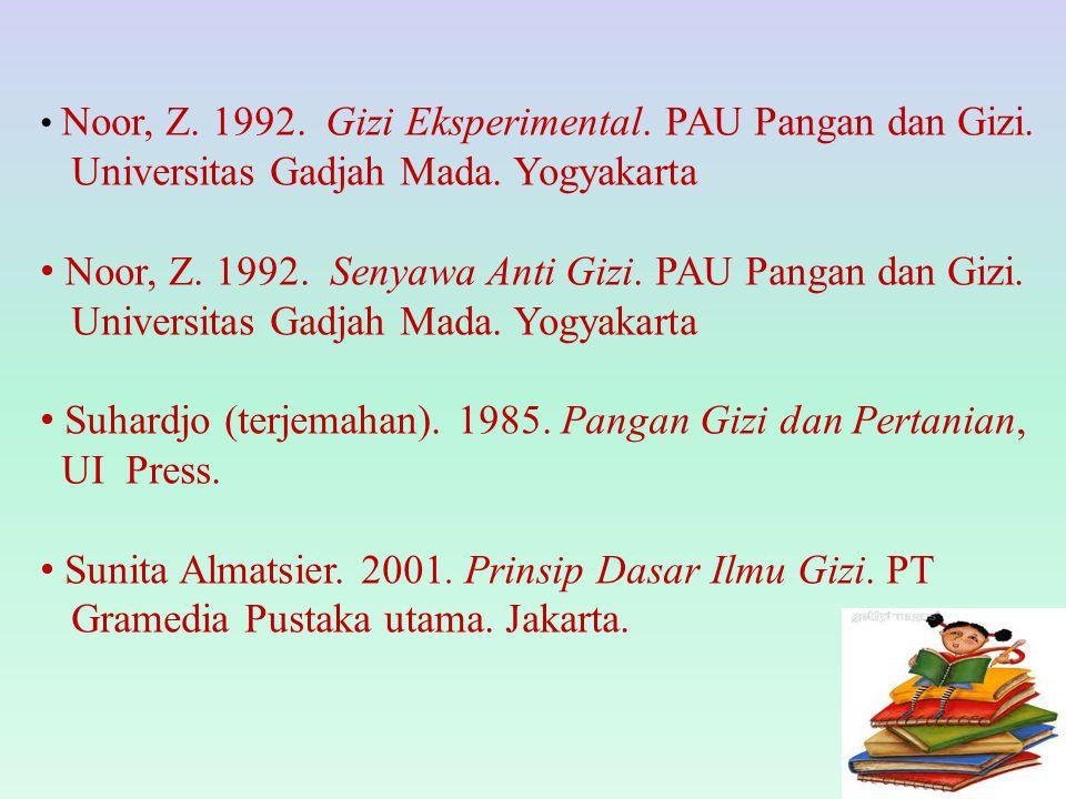 Universitas Gadjah Mada. Yogyakarta