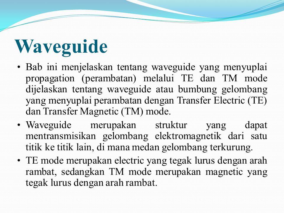 Waveguide