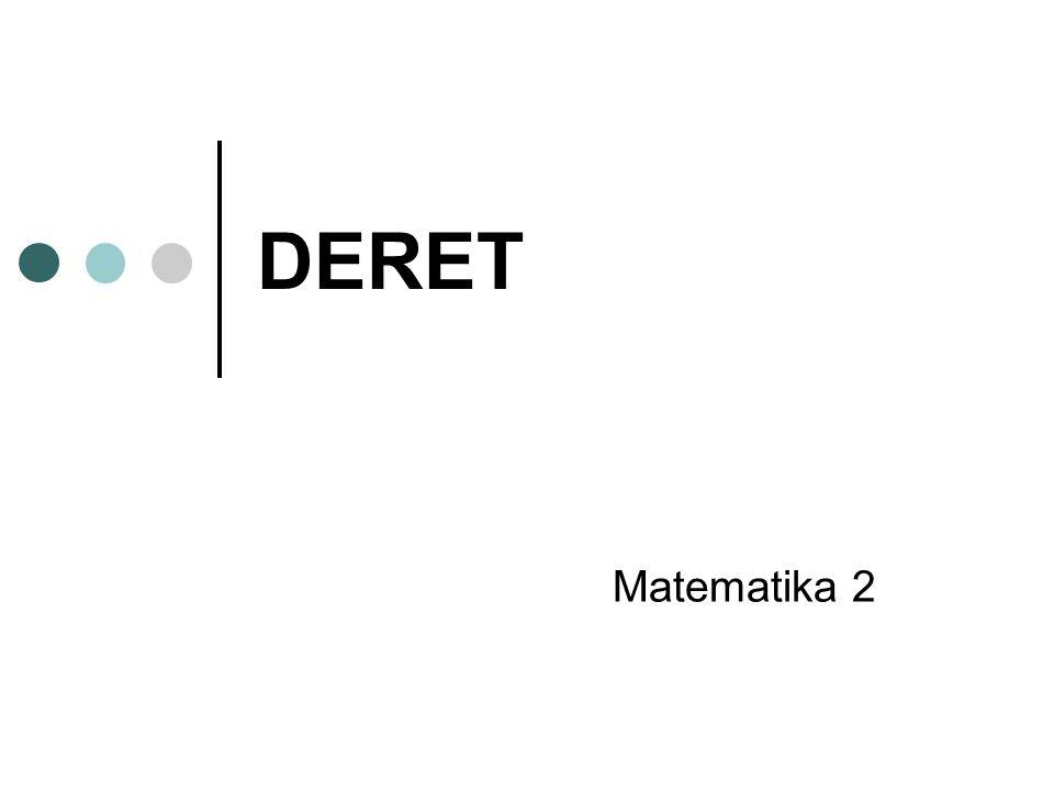 DERET Matematika 2
