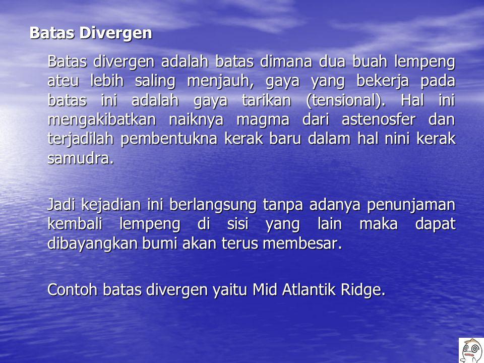Batas Divergen