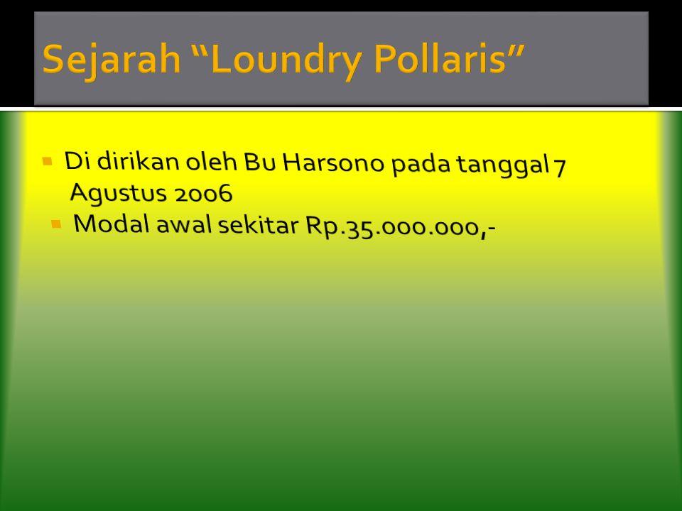 Sejarah Loundry Pollaris