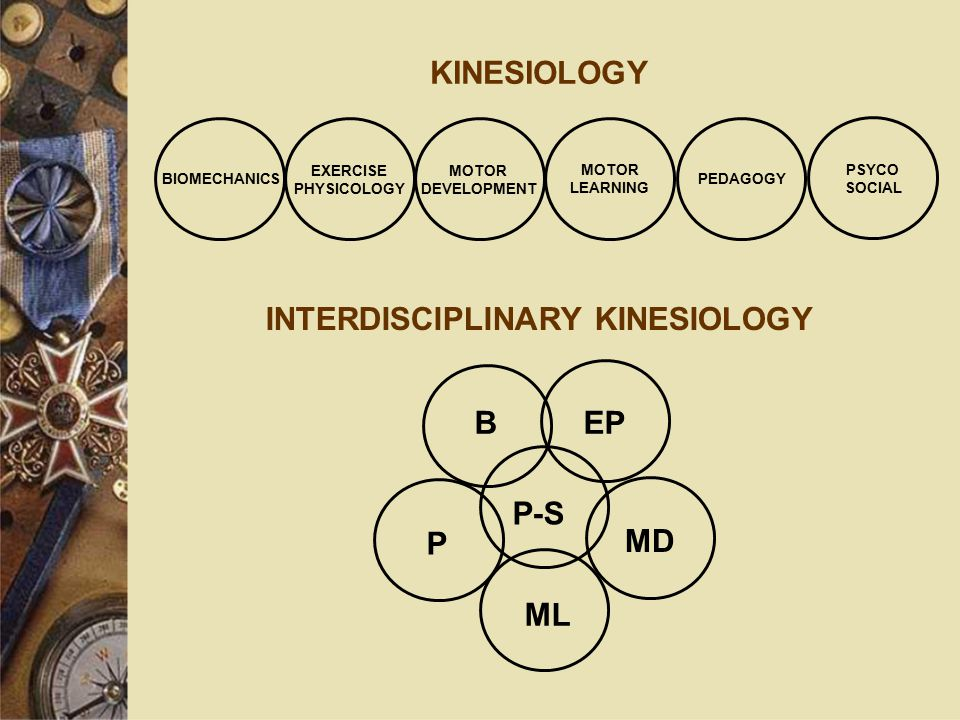 INTERDISCIPLINARY KINESIOLOGY