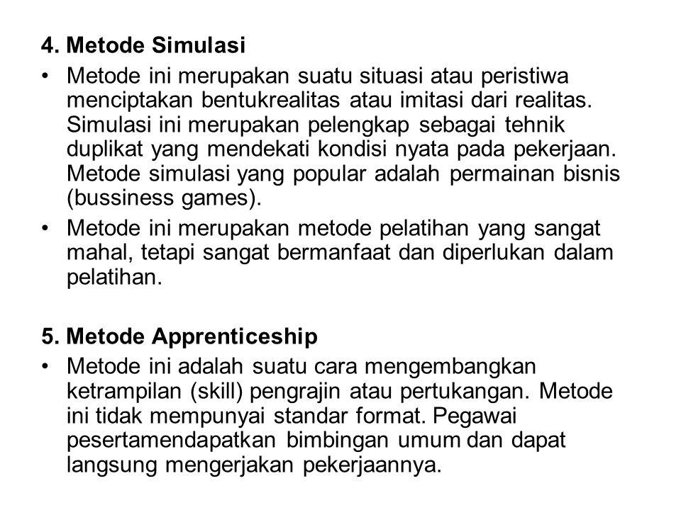 4. Metode Simulasi