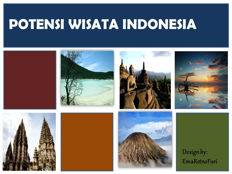 POTENSI WISATA INDONESIA