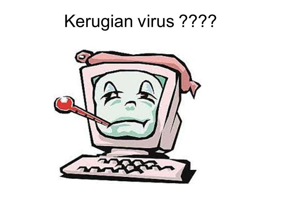 Kerugian virus