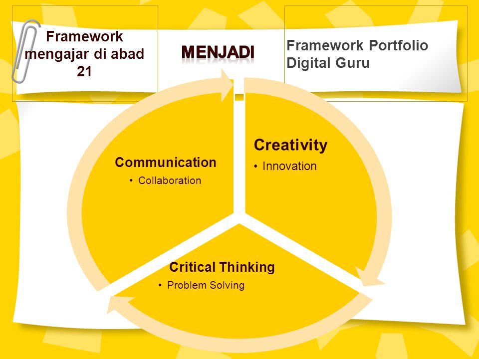 Framework mengajar di abad 21