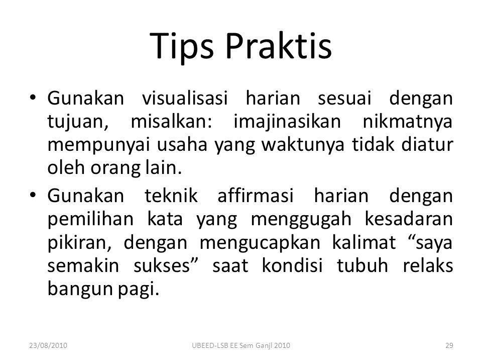 Tips Praktis